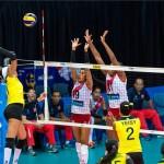 Toronto 2015: Estados Unidos gana 3-0 a Perú en vóley