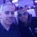 Arturo Vidal llegó a Alemania para firmar por Bayern Múnich
