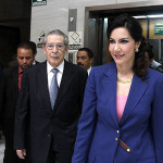 Guatemala: niegan inscripción a candidata por ser hija de dictador
