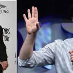 J.J. Abrams se lesionó la espalda por ayudar a Harrison Ford