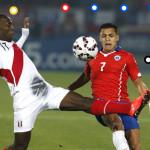 Advíncula, la revelación de la Copa América (FOTO INTERACTIVA)
