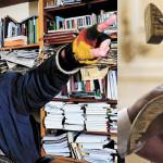 Bolivia: jesuita tiene original del crucifijo con la hoz y el martillo