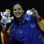 Toronto 2015: exministra de Maduro gana medalla de plata