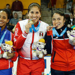 Alexandra Grande gana cuarta medalla de oro para Perú (VIDEO)