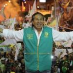Alejandro Toledo lanza su candidatura en octubre o noviembre