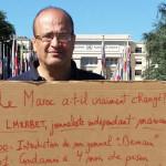 Periodista marroquí dice que no pondrá fin a la huelga de hambre