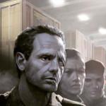 Alien 5 presenta arte conceptual con sus protagonistas