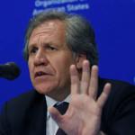 OEA pide al papa Francisco mediar entre Correa y oposición ecuatoriana