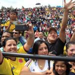 Colombia: a ritmo de cumbia celebraron sus 205 años de independencia