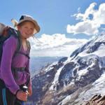 Bolivia: niña neozelandesa de 11 años corona nevado Illimani