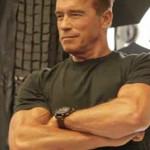 """Arnold Schwarzenegger cree lucir como """"alguien de 40 años"""""""