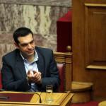 Tsipras obtiene mandato de Parlamento para negociar con socios