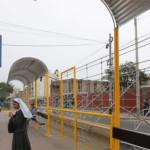Fiestas Patrias: cierran tramos de vía auxiliar de avenida Brasil