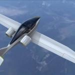 Avión eléctrico sobrevuela por primera vez con éxito Canal de la Mancha