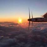 Avión Solar Impulse II bate récords mundiales al aterrizar en Hawai
