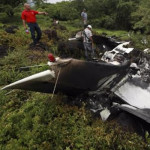 México: exalcalde y 3 acompañantes mueren al caer avioneta