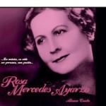 Efemérides del 8 de julio: nace Rosa Mercedes Ayarza