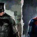 Batman v Superman: imagen de cuerpo entero de los héroes