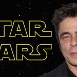 Star Wars: Benicio del Toro sería un villano en el  Episodio VIII