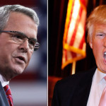 "EEUU: Jeb Bush critica a Donald Trump por ""retórica divisionista"""
