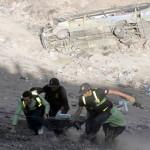Cusco: 11 muertos y más de 40 heridos al caer camión a laguna
