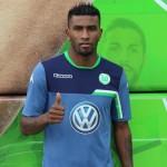 Carlos Ascues es presentado como nuevo jugador del Wolfsburgo