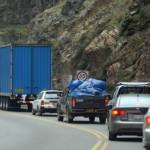 Carretera Central: restringirán tránsito de carga por Fiestas Patrias