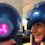 Megaman: Capcom venderá cascos del popular personaje