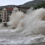 China: evacuan a 10 mil personas por súper tifón Chan Hom (VIDEO)