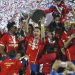 Chile campeón de la Copa América al vencer a Argentina en penales
