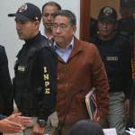 Narcoindultos: juicio oral se suspende hasta el 30 de julio