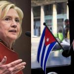 EEUU: Hillary Clinton solicitará el viernes revocar embargo económico a Cuba