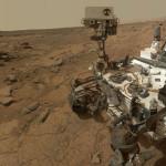 Curiosity: Marte tiene rocas similares a corteza continental terrestre