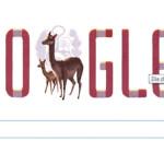 Google dedica doodle al Perú en 194 aniversario de independencia