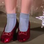 El mago de Oz: un millón de dólares por zapatillas de Dorothy