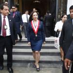 Marisol Espinoza: reacciones de los políticos tras su renuncia