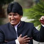 Gobierno boliviano pide a Chile tomar medidas por aviso ofensivo a Evo