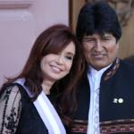 Evo Morales: Argentina podrá recuperar Malvinas si Bolivia recobra mar