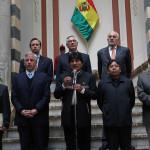 Bolivia: Evo Morales acepta reanudar relaciones diplomáticas con Chile