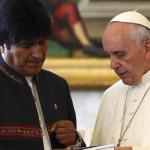 Bolivia: Evo Morales teme atentado contra el papa Francisco