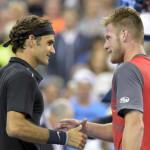 Wimbledon: Roger Federer vence a Groth y avanza a octavos