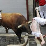 España: feria de San Fermín empezó con tres cogidas (VIDEOS)