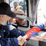 Cuba: Fidel Castro reaparece en público por segunda vez en una semana
