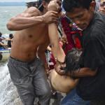 Filipinas: 36 muertos y 21 desaparecidos tras naufragio