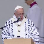 Ecuador: papa Francisco pidió dejar los liderazgos únicos (VIDEOS)