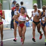Toronto 2015: Gladys Tejeda gana oro en maratón y rompe récord