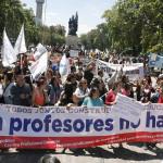 Chile: profesores suspenden prolongada huelga y restablecerán diálogo