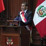 """Humala: """"Este año se recuperará exclusividad del servicio policial"""""""