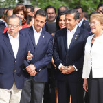 Alianza del Pacífico: presidentes se despiden de Paracas