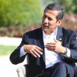 """Humala denuncia """"calumnia y difamación"""" contra Nadine Heredia"""